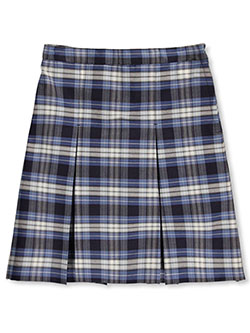Cookie's Brand Big Girls' Box Pleat Skirt (Sizes 7 – 16) - CookiesKids.com