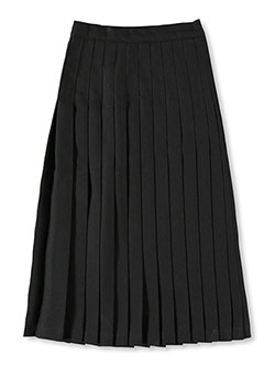 Cookie's Brand Big Girls' Long Pleated Skirt (Sizes 7 - 20) - CookiesKids.com