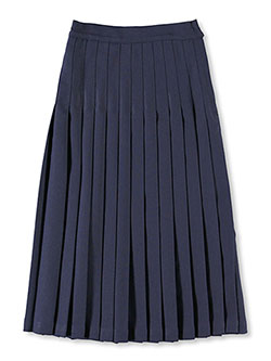 Cookie's Brand Big Girls' Long Pleated Skirt (Sizes 7 - 16) - CookiesKids.com