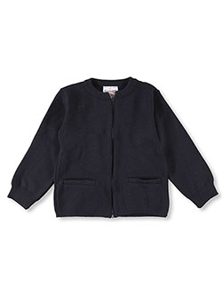 Cookie's Brand Little Girls' Zip-Up Cardigan (Sizes 4 - 7) - CookiesKids.com