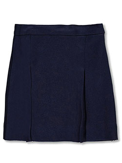 Cookie's Brand Little Girls' Box Pleat Skirt (Sizes 4 - 6X) - CookiesKids.com