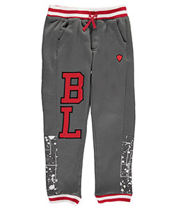 "Blac Label Big Boys' ""BL Style"" Joggers (Sizes 8 – 20) - CookiesKids.com"