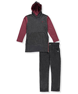 Blac Label Big Boys' 2-Piece Outfit (Sizes 8 – 20) - CookiesKids.com