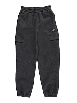 "Champion Big Boys' ""Cargo Fleece"" Joggers (Sizes 8 – 20) - CookiesKids.com"