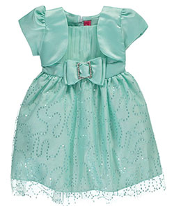"Trendy Girl Baby Girls' ""Glitzy Tulle"" Dress - CookiesKids.com"