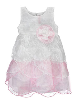 "Trendy Girl Baby Girls' ""Petal Organza"" Dress - CookiesKids.com"