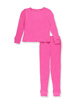 Ice2O Big Girls' 2-Piece Thermal Long Underwear Set (Sizes 7 – 16) - CookiesKids.com