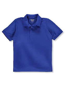 Gildan S/S Pique Polo (Youth Sizes S – XL) - CookiesKids.com