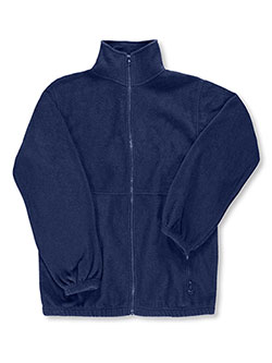 "Ultra Club ""Iceberg Fleece"" Unisex Jacket (Adult Sizes S – XL) - CookiesKids.com"
