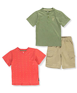 Beverly Hills Polo Club Boys' 3-Piece Set - CookiesKids.com