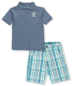 Beverly Hills Polo Club Boys' 2-Piece Outfit - CookiesKids.com