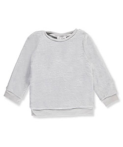Ivy's Vine Baby Girls' Plush Sweatshirt - CookiesKids.com