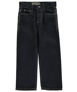 "Chams Little Boys' ""Belen"" Jeans (Sizes 4 – 7) - CookiesKids.com"