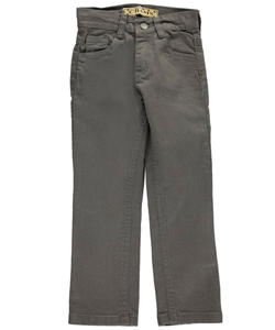 "Chams Little Boys' Toddler ""Stitched Lines"" Straight Fit Jeans (Sizes 2T – 4T) - CookiesKids.com"