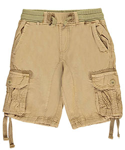 "GS-115 Little Boys' ""Hike"" Cargo Shorts (Sizes 4 – 7) - CookiesKids.com"