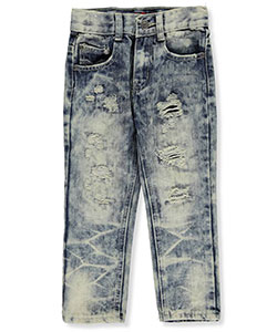 "GS-115 Little Boys' Toddler ""Islington"" Jeans (Sizes 2T – 4T) - CookiesKids.com"