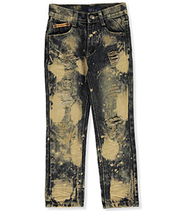 "GS-115 Little Boys' ""Camden"" Jeans (Sizes 4 – 7) - CookiesKids.com"