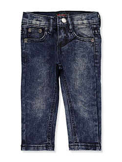 "Chams Baby Boys' ""Westside"" Straight Fit Jeans - CookiesKids.com"