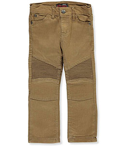 Chams Little Boys' Toddler Stretch Moto Jeans (Sizes 2T – 4T) - CookiesKids.com