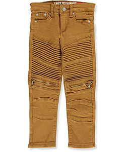 Lion Dynasty Little Boys' Toddler Slim Fit Jeans (Sizes 2T – 4T) - CookiesKids.com