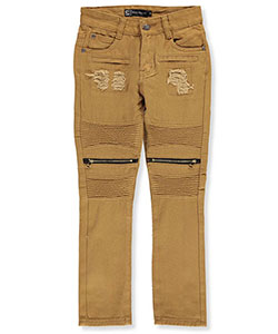 S2 Big Boys' Skinny Jeans (Sizes 8 – 20) - CookiesKids.com