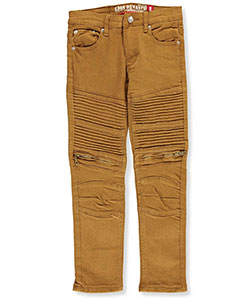 Lion Dynasty Big Boys' Slim Fit Jeans (Sizes 8 – 20) - CookiesKids.com
