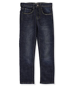 GS-115 Big Boys' Jeans (Sizes 8 – 20) - CookiesKids.com