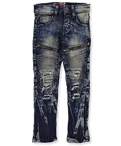 GS-115 Little Boys' Jeans (Sizes 4 – 7) - CookiesKids.com