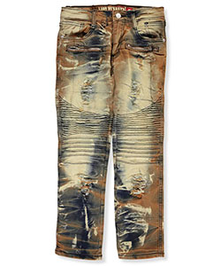 Lion Dynasty Big Boys' Jeans (Sizes 8 – 20) - CookiesKids.com