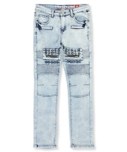 Lion Dynasty Boys' Jeans - CookiesKids.com