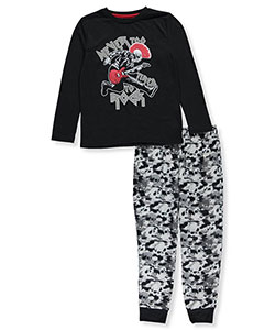 Sleep On It Big Boys'2-Piece Pajamas (Sizes 8 – 20) - CookiesKids.com