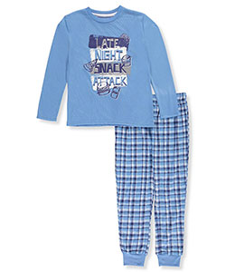 Sleep On It Big Boys' 2-Piece Pajamas (Sizes 8 – 20) - CookiesKids.com