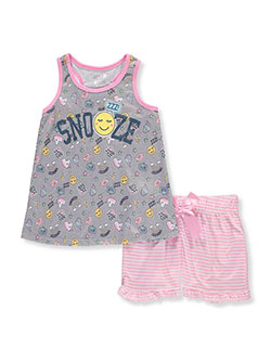 Sleep On It Girls' 2-Piece Pajamas - CookiesKids.com