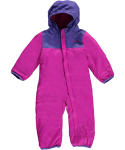 "Columbia Baby Girls' ""Bugababy"" Snowsuit System - CookiesKids.com"