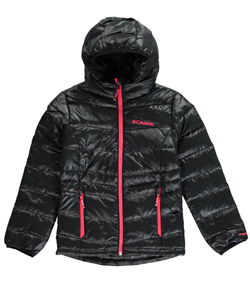 "Columbia Big Girls' ""Turbodown"" Jacket (Sizes 7 – 16) - CookiesKids.com"