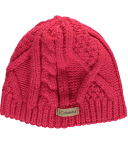 "Columbia Girls' ""Cable Cutie"" Beanie - CookiesKids.com"