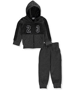 "Coney Island Baby Boys' ""Mesh 23"" 2-Piece Fleece Sweatsuit - CookiesKids.com"
