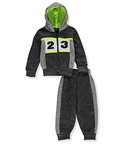 Coney Island Baby Boys' 2-Piece Fleece Sweatsuit - CookiesKids.com
