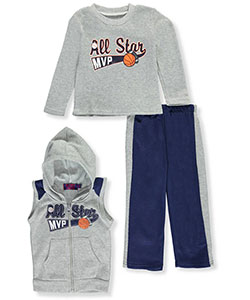 Victory League Baby Boys' 3-Piece Outfit - CookiesKids.com