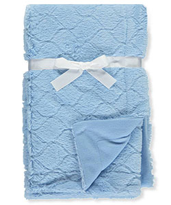 Coney Isle Plush Baby Blanket - CookiesKids.com