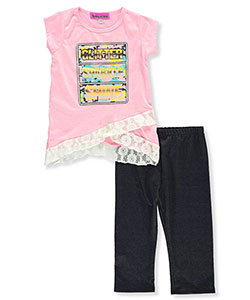 Coney Island Girls' 2-Piece Outfit - CookiesKids.com