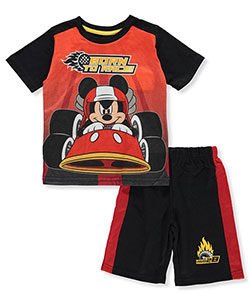Disney Mickey Mouse Boys' 2-Piece Outfit - CookiesKids.com