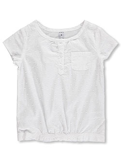 "Carter's Little Girls' ""Gloria"" Tunic (Sizes 4 – 6X) - CookiesKids.com"