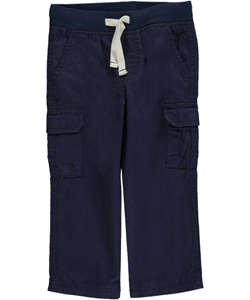 "Carter's Baby Boys' ""Drawcord"" Cargo Pants - CookiesKids.com"
