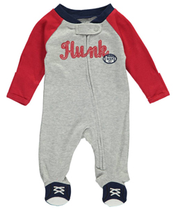 "Carter's Baby Boys' ""Hunk"" Coverall - CookiesKids.com"