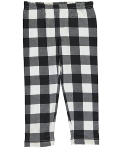 "Carter' s Baby Girls' ""Checkered"" Leggings - CookiesKids.com"