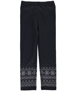 "Carter's Little Girls' ""Time to Shine"" Leggings (Sizes 4– 6X) - CookiesKids.com"