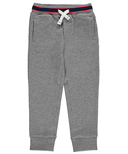 "Carter's Little Boys' ""Stripe Waist"" Joggers (Sizes 4 – 7) - CookiesKids.com"