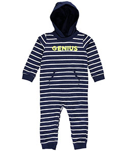 "Carter's Baby Boys' ""Genius"" Pram Suit - CookiesKids.com"