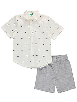"Carter's Little Boys' Toddler ""Cool Shades"" 2-Piece Outfit (Sizes 2T – 5T) - CookiesKids.com"